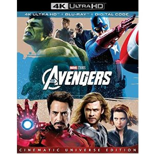 MARVEL'S THE AVENGERS - 4K