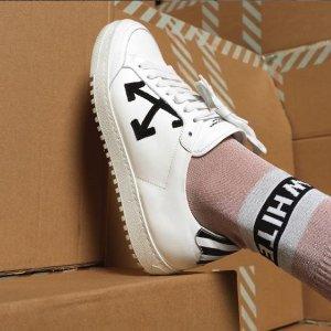 6.5折!麦昆小白鞋£253Monnier Freres 鞋履大促 BLCG、麦昆、马吉拉、OW等都有