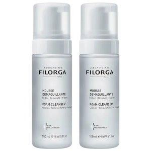 Filorga泡沫洁面 2 x 150ml