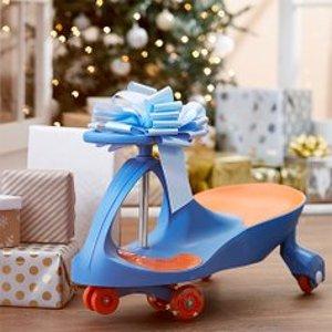 全部$24.99 录音LED轮款更酷炫Joybay 儿童扭扭车热卖 宝宝户外活动乐趣多