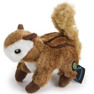 goDog Wildlife Toy with Chew Guard