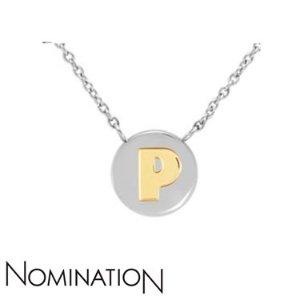 Nomination字母P项链