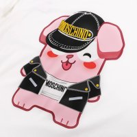 Moschino 冷冻兔T恤