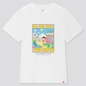 Uniqlo买2送1樱桃小丸子 Manga UT
