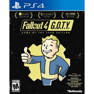 《輻射4 年度版》PS4