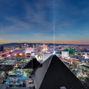 As low as  $24Luxor Hotel Discounted Rate