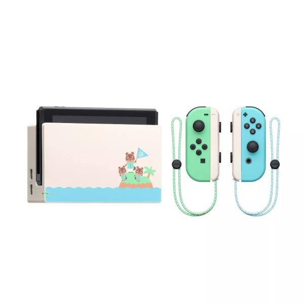 Switch 动森限定版 游戏主机