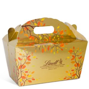 LindorBuy 2 Get 1 FreeCreate Your Own LINDOR Truffles Shades of Gold Fall Tote (150-pc, 63.4 oz) | LindtUSA