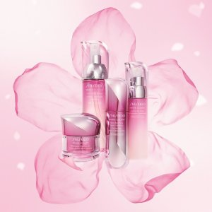 7-pc Skincare Bonus of Your ChoiceWith $75 White Lucent Collection @ Shiseido