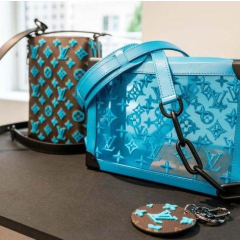 Virgil Abloh大师之作 偏要你好看Louis Vuitton 2020春夏新款抢先看 官网率先释放部分单品