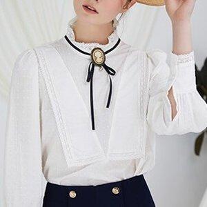 4折起 £42收香芋紫猫咪衬衫Miss Patina 英伦风美衣全场大促 亚洲女生都爱pick