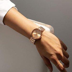 4折起 $48收Anne Klein封面手表闪购:Amazon 手表专区 $176收 Armani 皮质腕表