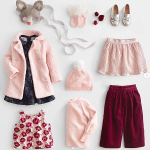 Last Day: Up to 68% Off + Free ShippingKids Coat Sale @ Janie And Jack