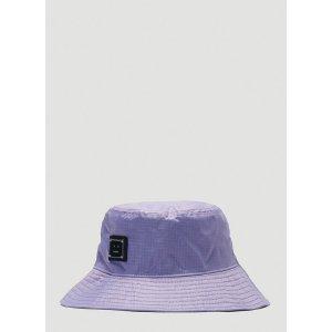Acne Studios香芋紫渔夫帽