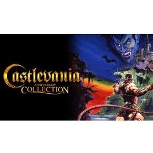 《恶魔城:周年纪念收藏》PC 数字版