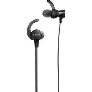 $29.99 包邮Sony MDRXB510AS/B 超强重低音 入耳式运动耳机