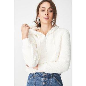 Cotton OnTeddy Hoodie