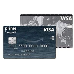 AmazonPrime用户免年费Amazon Visa信用卡 开户立送€40 Amazon网站消费3%返现
