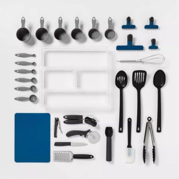 厨房勺铲工具30件套
