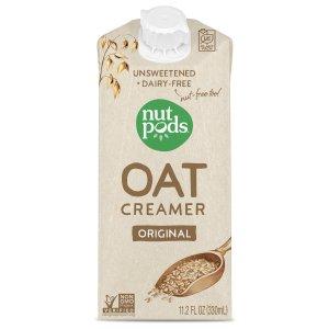 Nutpods 原味燕麦奶浆 330mL