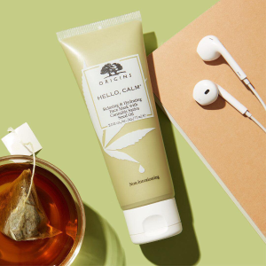 Last Day: Dealmoon Exclusive! Enjoy 20% offwith HELLO, CALM™ Relaxing & Hydrating Face Mask + get a free super deluxe duo and FULL-SIZE Checks & Balances Frothy Face Wash when you spend $65 @ Origins