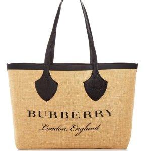 6折 手提包直减$676Burberry 美包热卖 母亲节温馨好礼