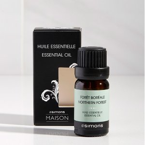Simons Maison大自然清新北方森林精油
