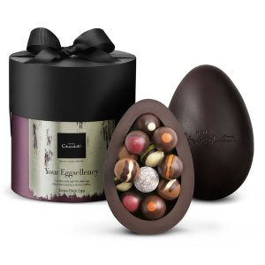 HotelChocolatExtra-Thick Easter Egg – Your Eggsellency