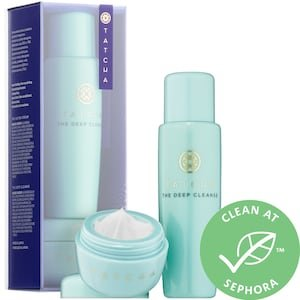 Pore-Perfecting Moisturizer & Cleanser Duo - Tatcha   Sephora