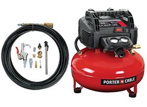 $129.99限今天:PORTER-CABLE C2002-WK  空气压缩机