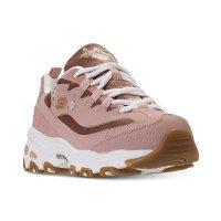 Skechers D'Lites 玫瑰款老爹鞋