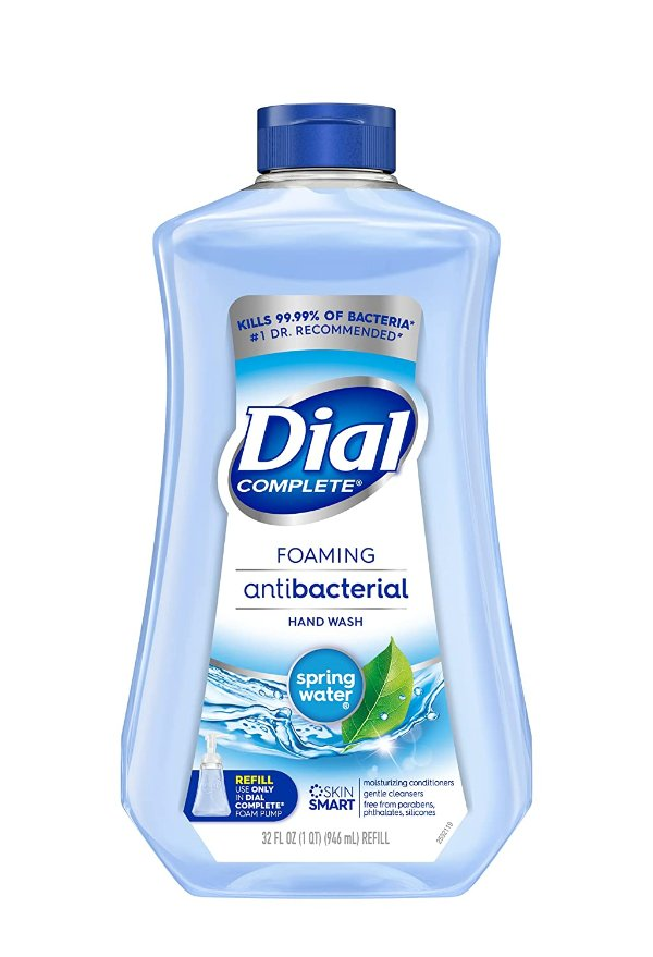 泡沫洗手液补充装 32oz 清新泉水味