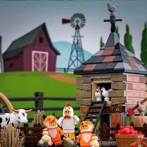 低至8折+限时双倍积分Lego官网 大促区人仔、动物、周边热促  铁粉快来淘小众宝藏