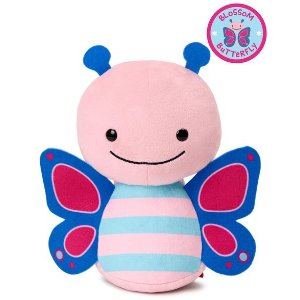 skiphop动物毛绒玩具