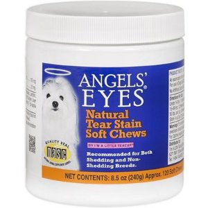 $18.25 (原价$38.41)Angels' Eyes 宠物去泪痕营养补充剂 猫狗都适用