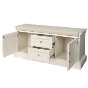 Home Decorators Collection 玄关收纳长凳,三色可选