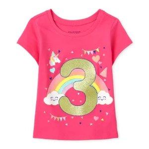 The Children's Place小童T恤