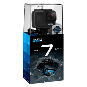 GoPro GoPro HERO7 Black Waterproof 4K Action Camera