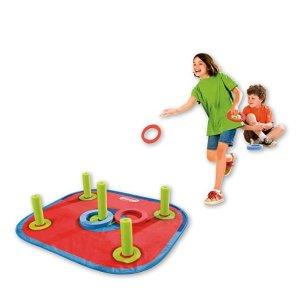 $10.33(原价$19.99)Diggin 儿童套圈游戏,重温儿时经典