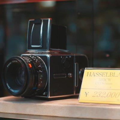 盘一盘周董MV中出现的那些相机