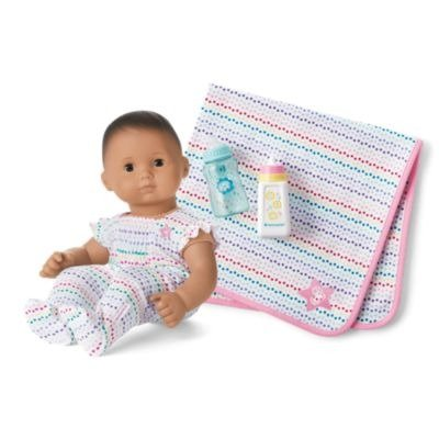 Bitty Baby Doll #5 黑皮肤 娃娃套装