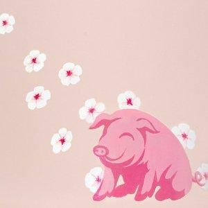 £225起 乍一看真的有点萌!Meli Melo 新年限定粉嫩小香猪系列美包来袭