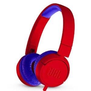 独家:JBL JR 300 儿童专用耳机 带音量保护功能