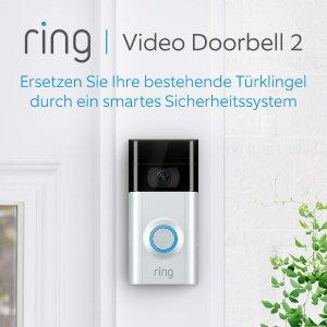 随时随地守护你家大门~Ring Video Doorbell 2 智能可视门铃