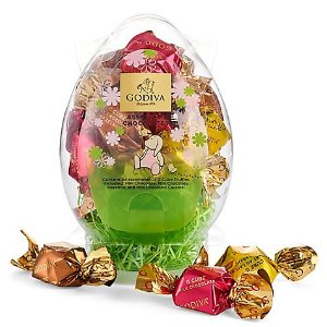 GodivaBOGO 50% offAssorted G Cube Easter Egg, 15 pc. | GODIVA