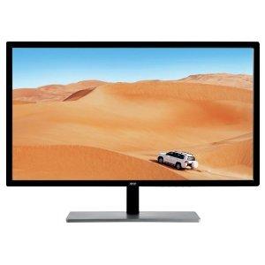 $169.99 (原价$329.99) N卡可用AOC 32吋 2K QHD 75Hz FreeSync 显示器