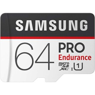 100M/S ReadPRO Endurance 64GB Micro SDXC Card with Adapter - 100MB/s U1 (MB-MJ64GA/AM)