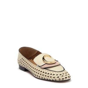 ChloeLogo Hardware 乐福鞋