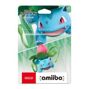 任天堂明星大乱斗 妙蛙种子 Amiibo