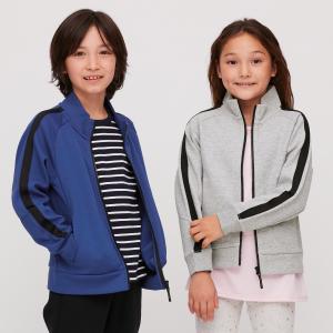 UNIQLO官网 限时儿童保暖服饰等优惠